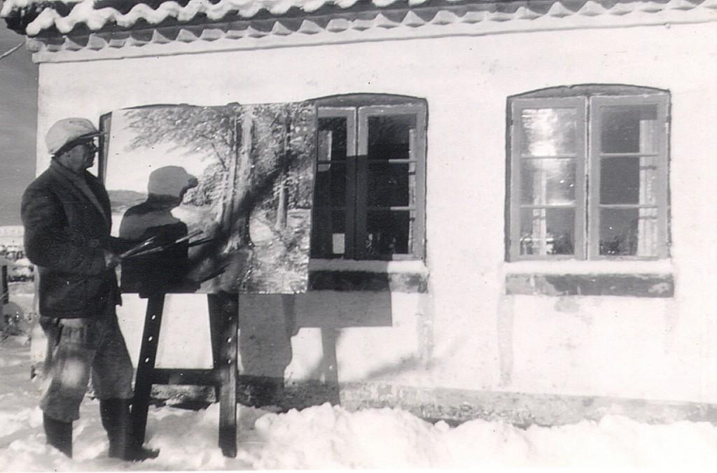 1942 Aage Larsen Kunstmaler (1)