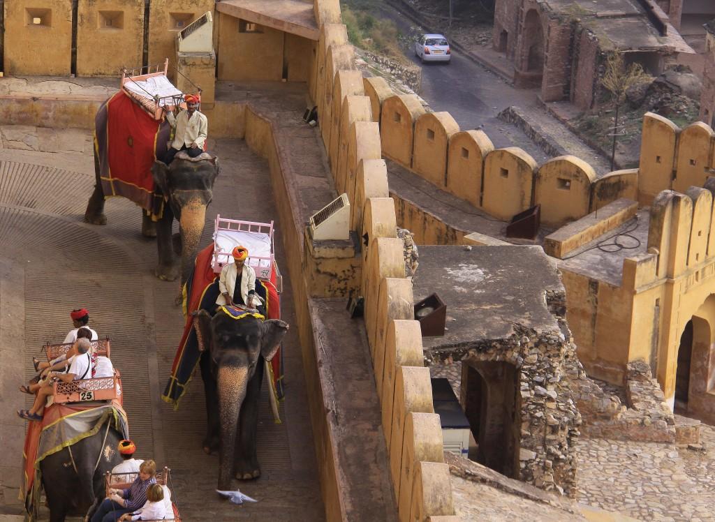 2011 Indien Jaipur (175) Amber