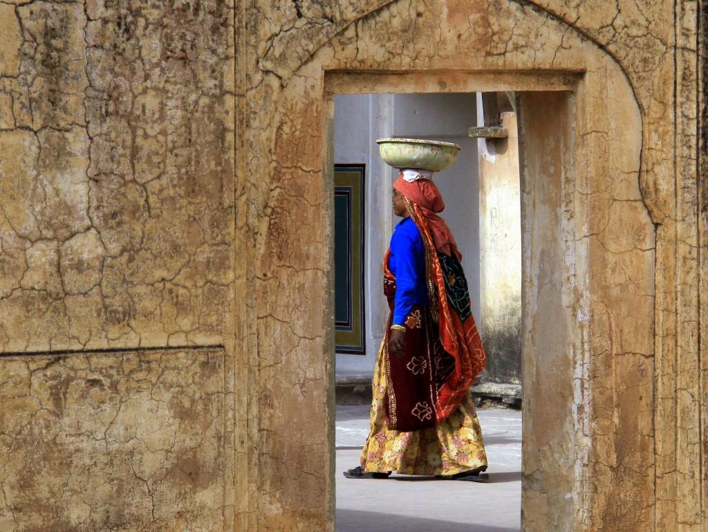 2011 Indien Jaipur (176) Amber