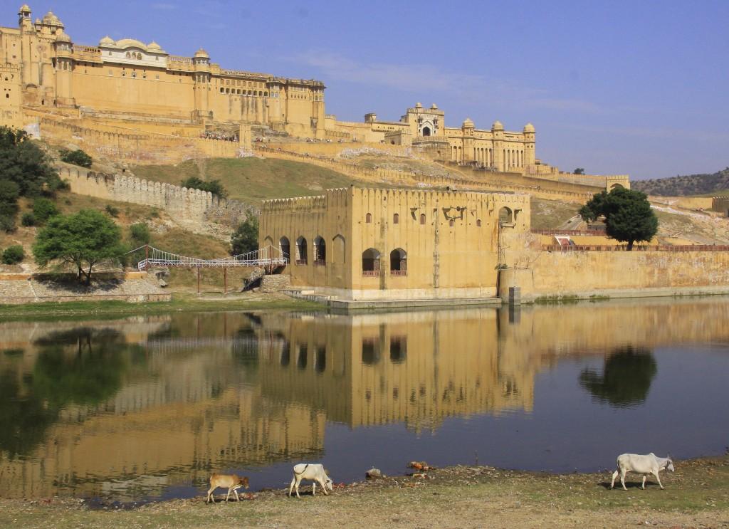 2011 Indien Jaipur (191) Amber