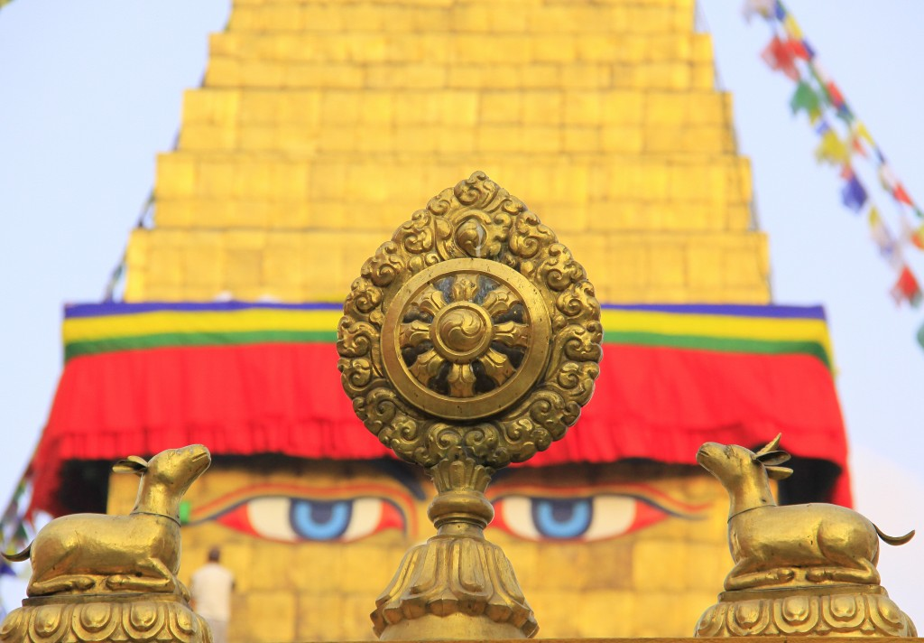 2011 Nepal (0a) Kathmandu Bodhnath Stupa
