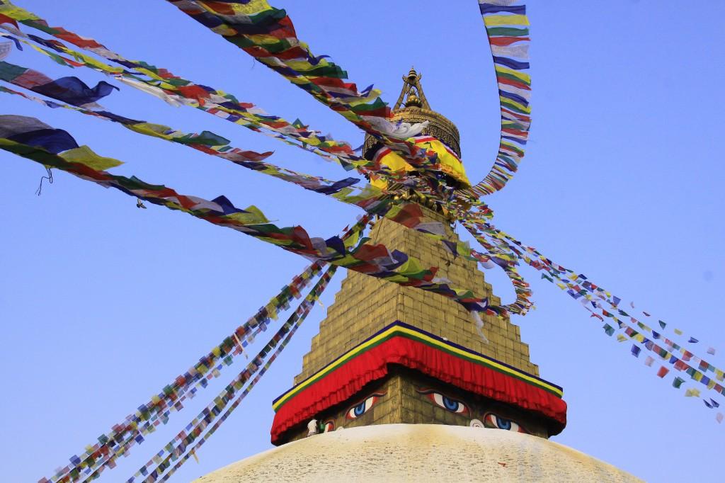 2011 Nepal (10) Kathmandu Bodhnath Stupa
