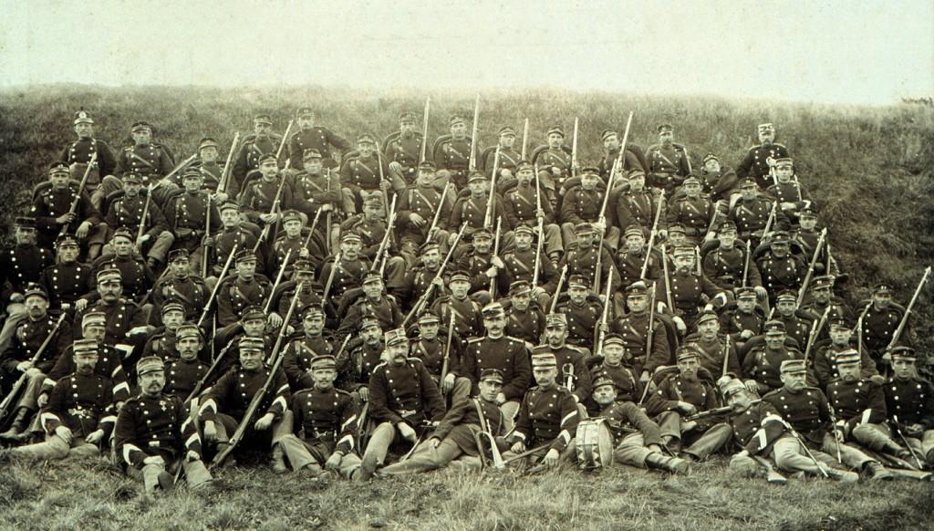 20a August Nielsen Soldater 1893-94