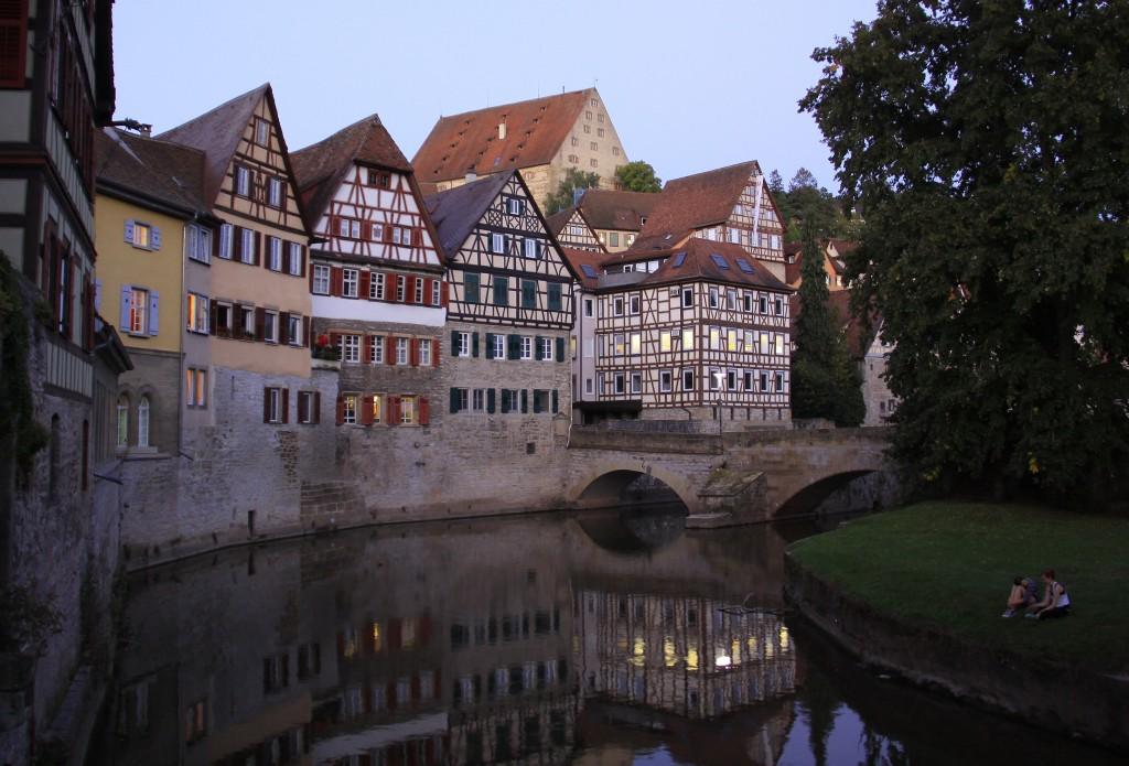 21. Schwabish Hall - Tyskland