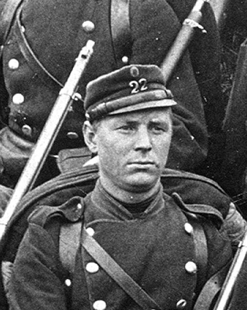 21c August Nielsen Soldat 1893-94