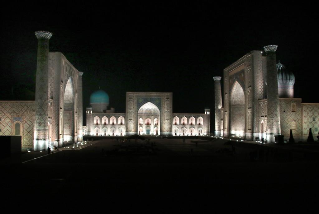 9. Samarkand (154)
