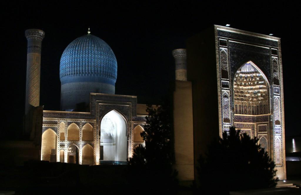 9. Samarkand (155)