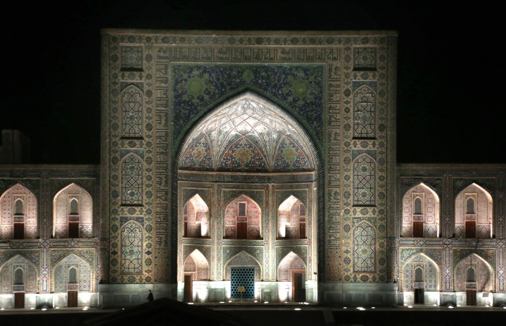 9. Samarkand (158)