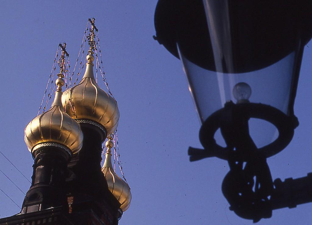 Alexander Nevsky Kirke 1989