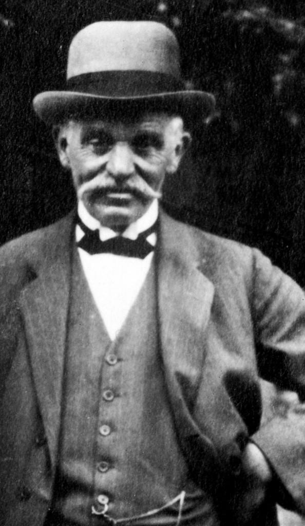 Anders Larsen 1920