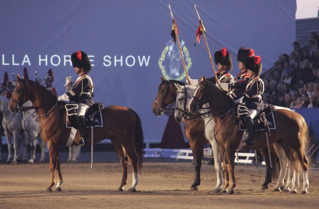 Belgian Royal Mounted Escort 2014.4