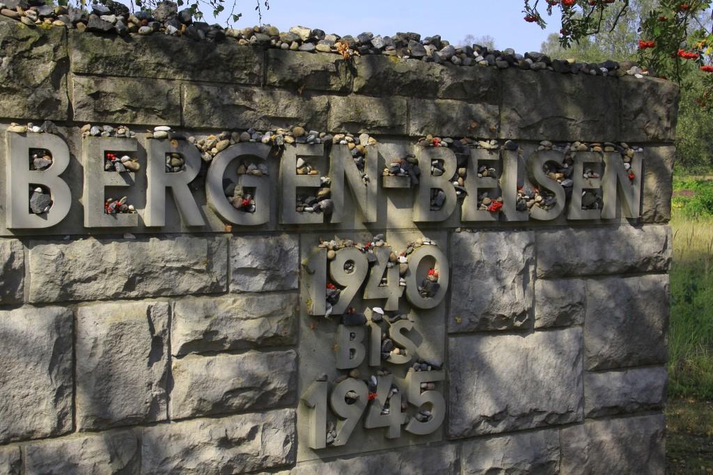 Bergen-Belsen KZ-lejr besøgte vi også inden hjemturen