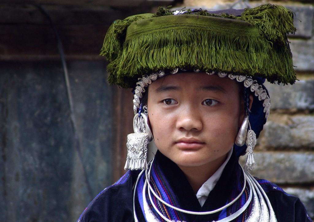 Black Miao landsby (11)
