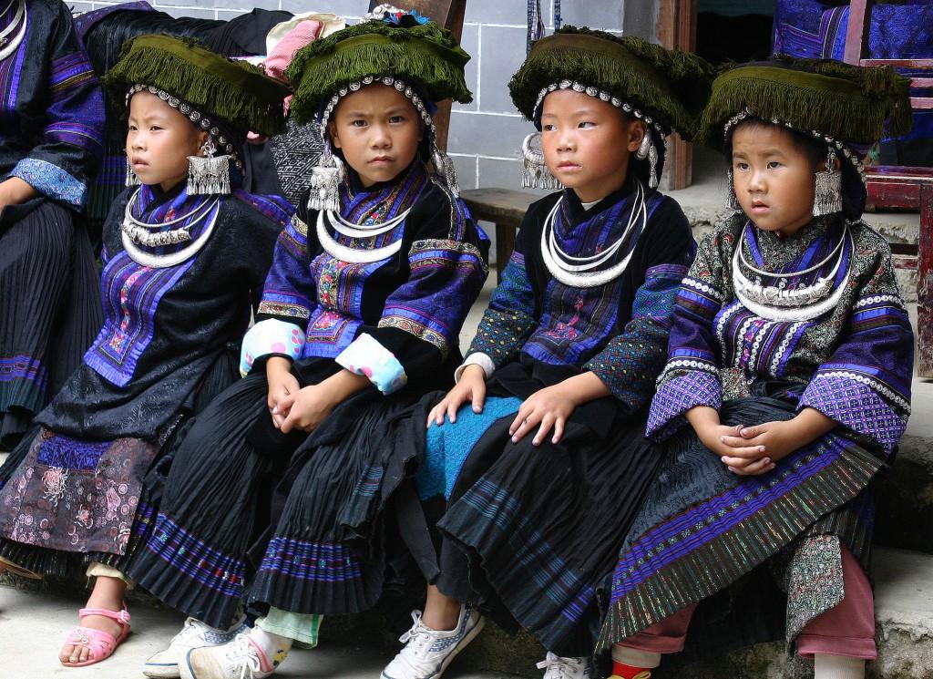 Black Miao landsby (24)