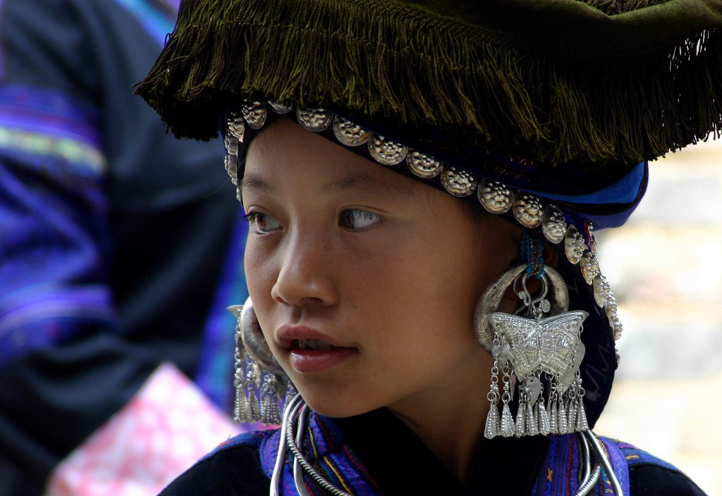 Black Miao landsby (6)