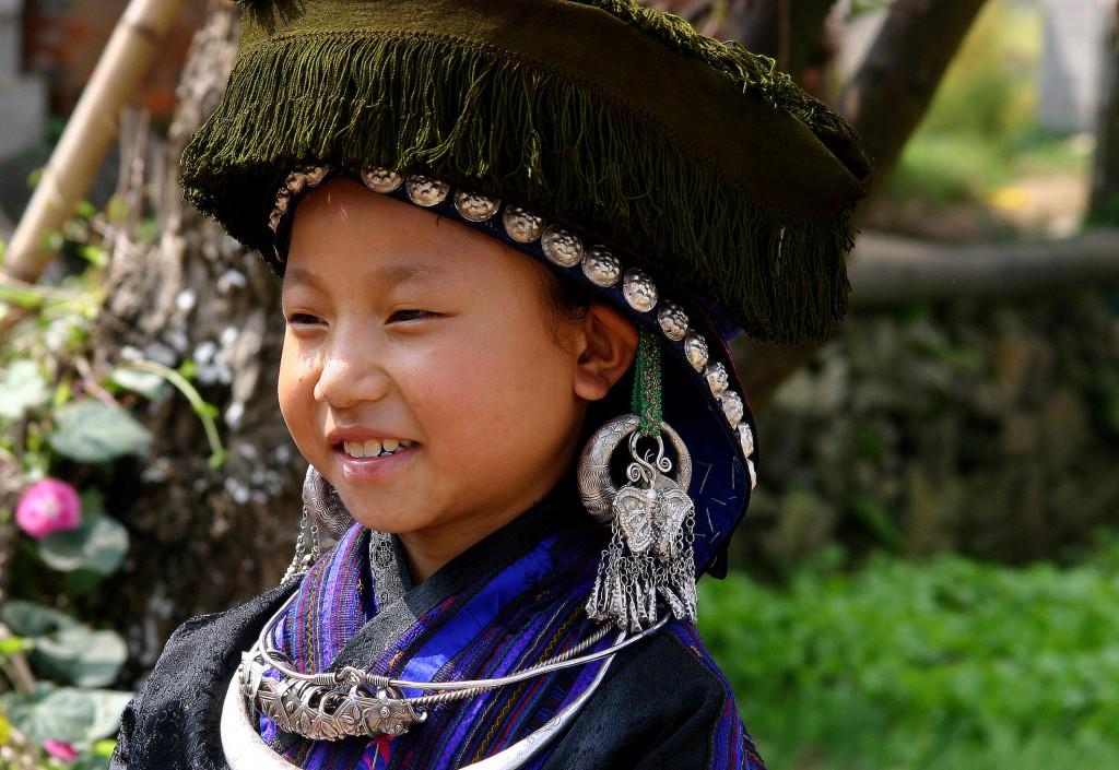 Black Miao landsby (7)