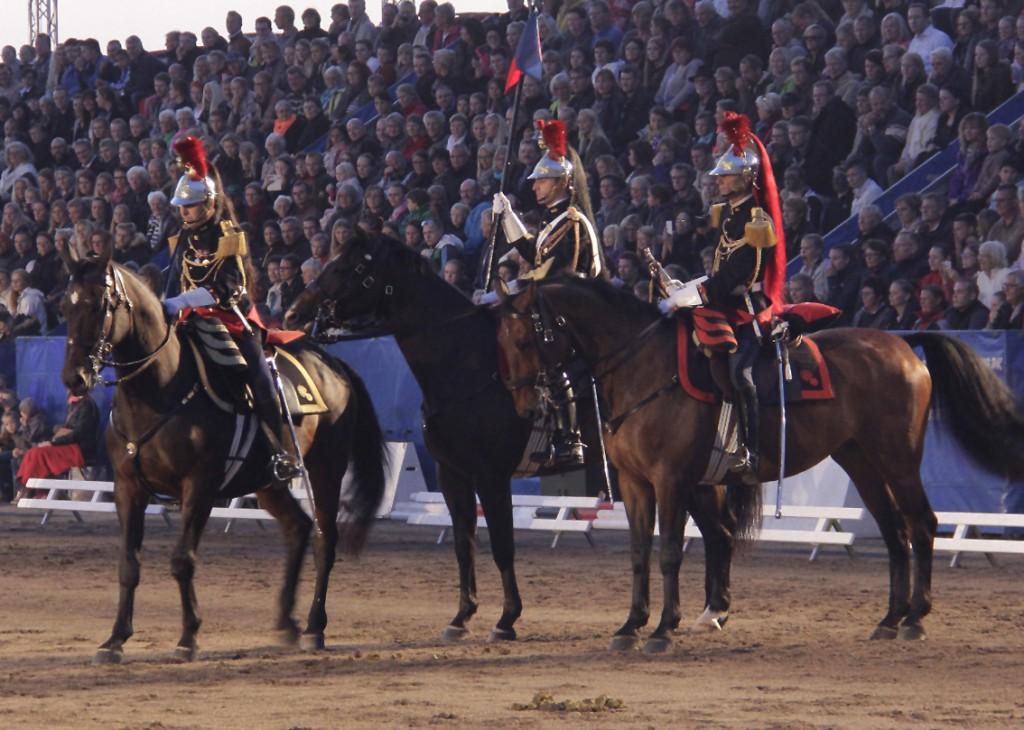 Cavalerie de la Garde Républicaine 2014.3