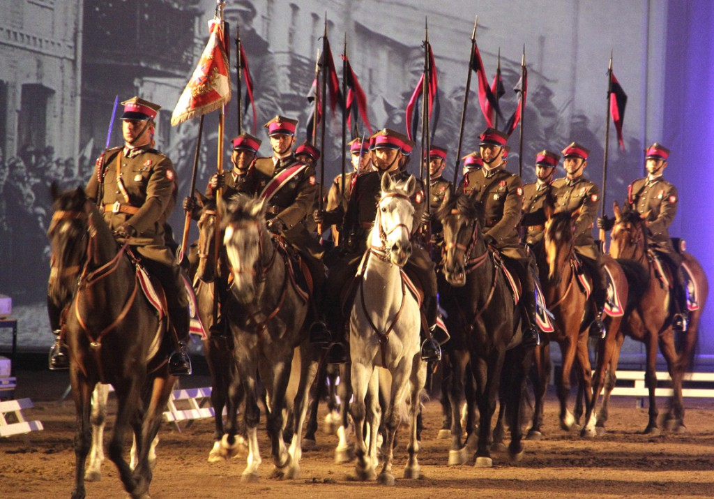 Cavalry Squadron of the Polish Army 2014.3
