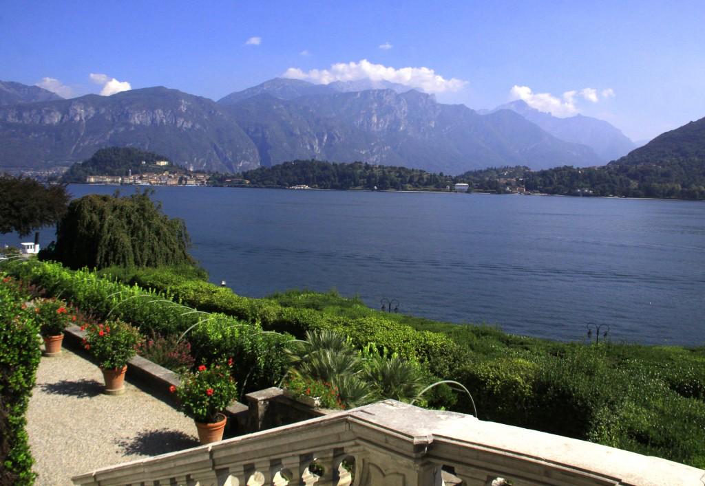 Comosøen i Italien