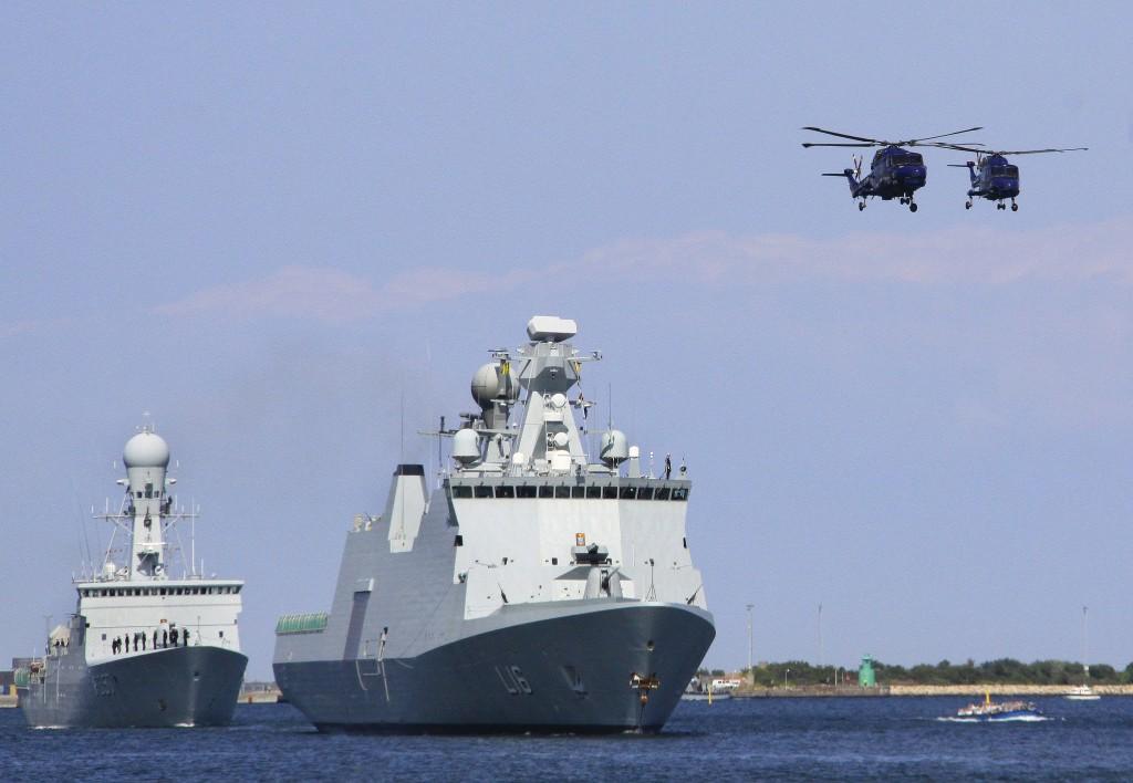 Flåderevy, 2010 (1)