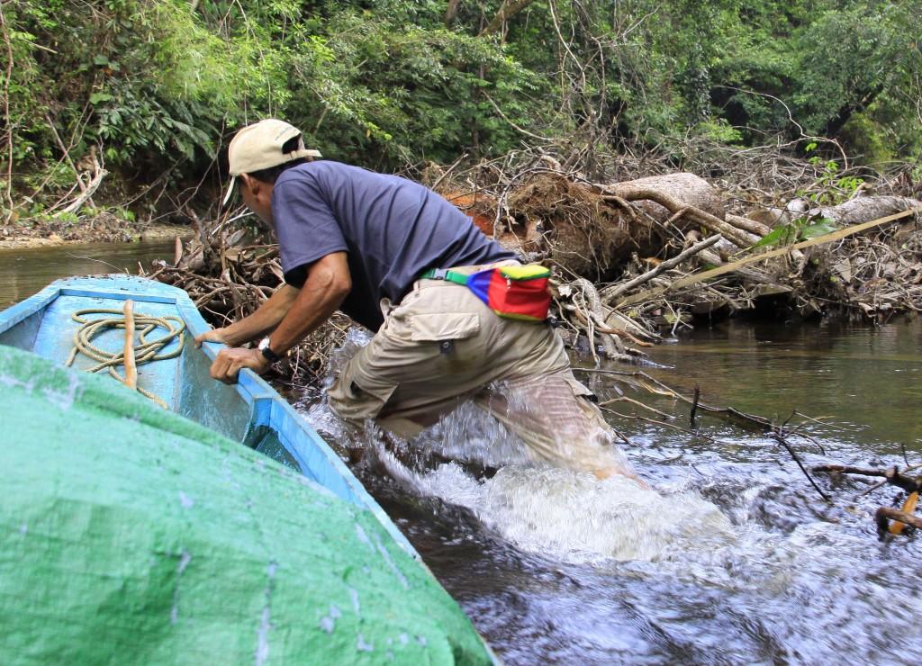 Flodtur med Ibanfolket (10)