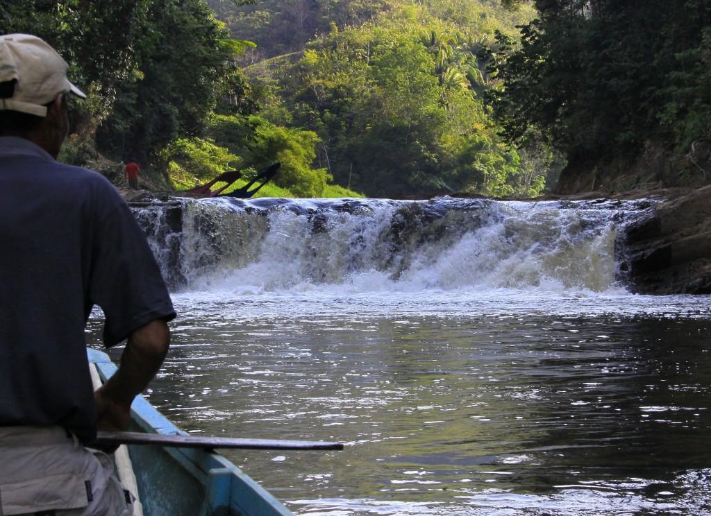 Flodtur med Ibanfolket (2)