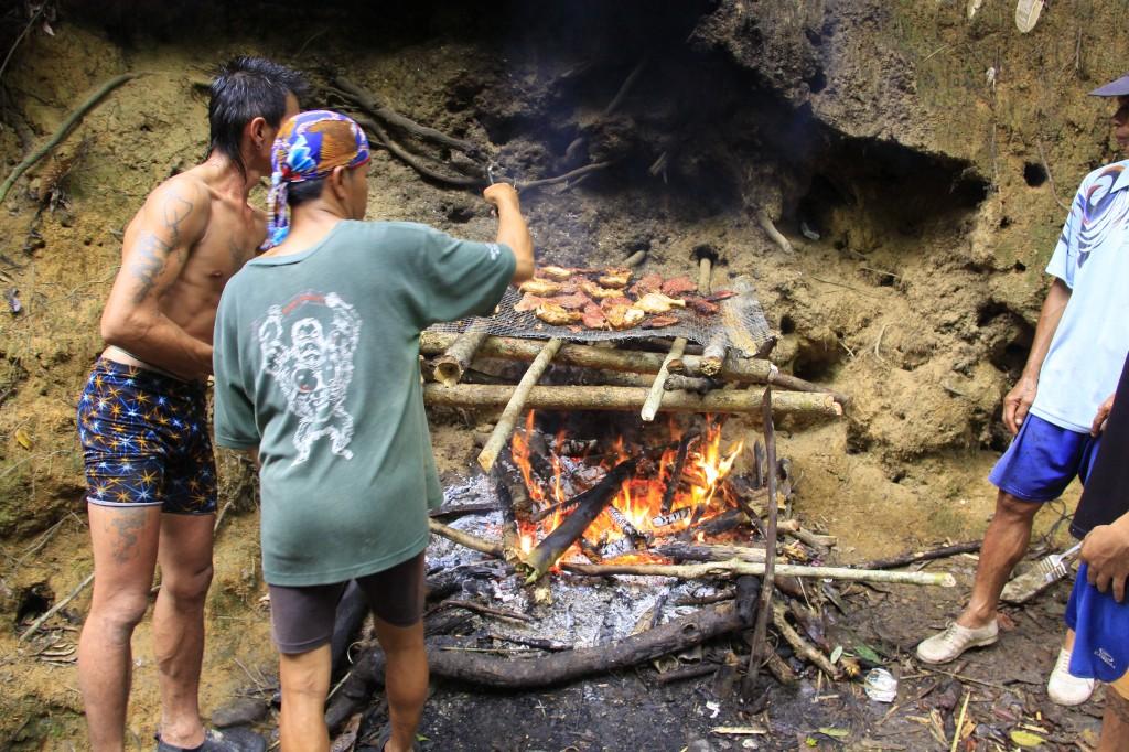 Flodtur med Ibanfolket (23)