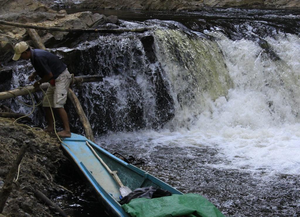 Flodtur med Ibanfolket (3)