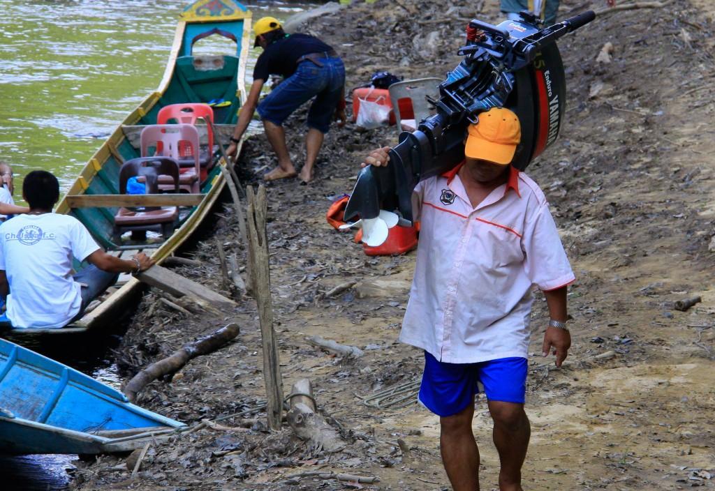 Flodtur med Ibanfolket (4)