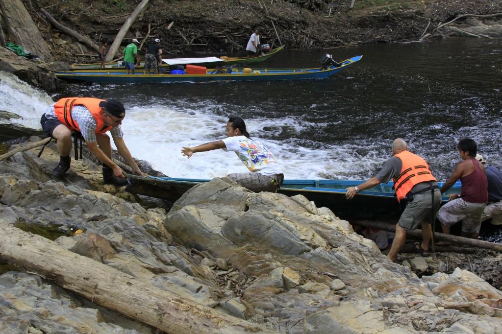 Flodtur med Ibanfolket (5)