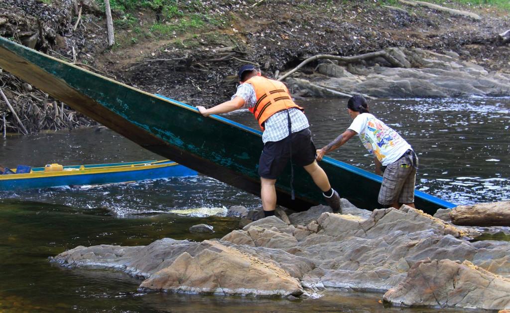 Flodtur med Ibanfolket (6)