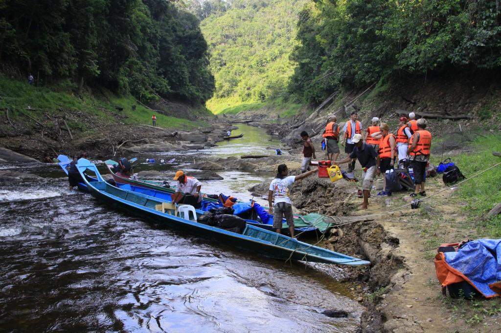 Flodtur med Ibanfolket (7)