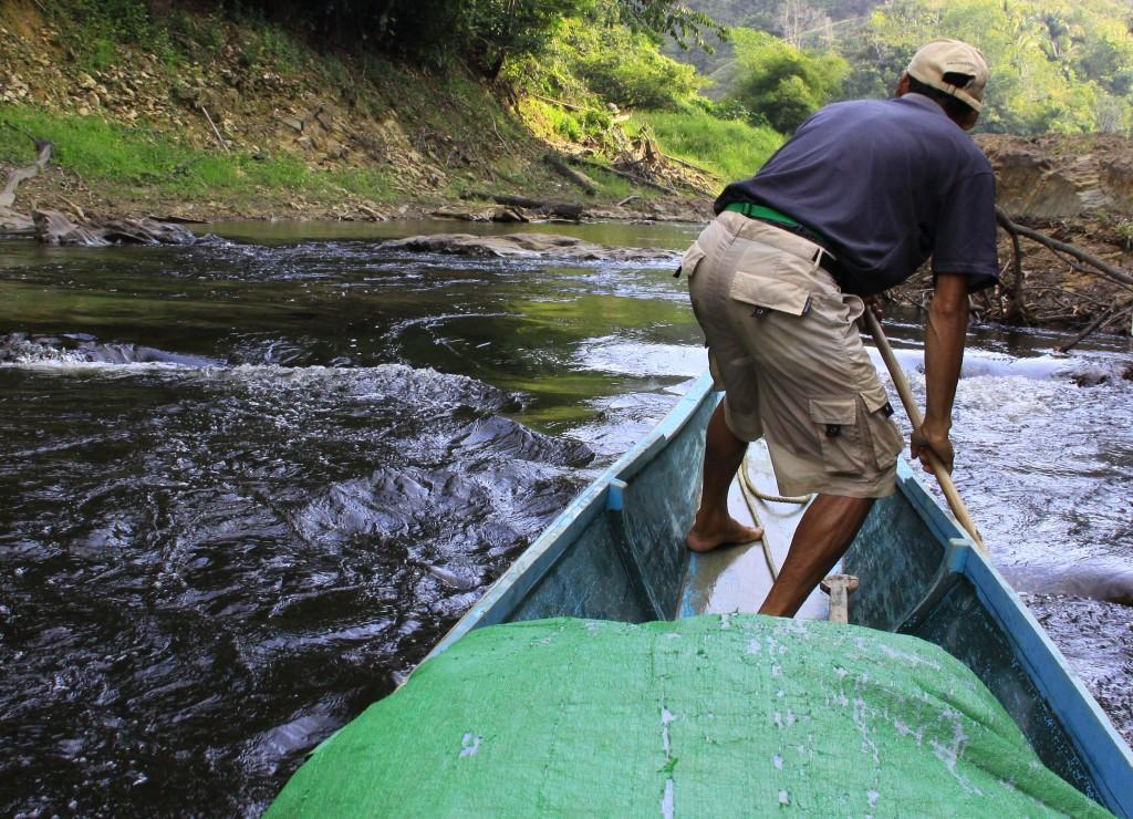 Flodtur med Ibanfolket (8)