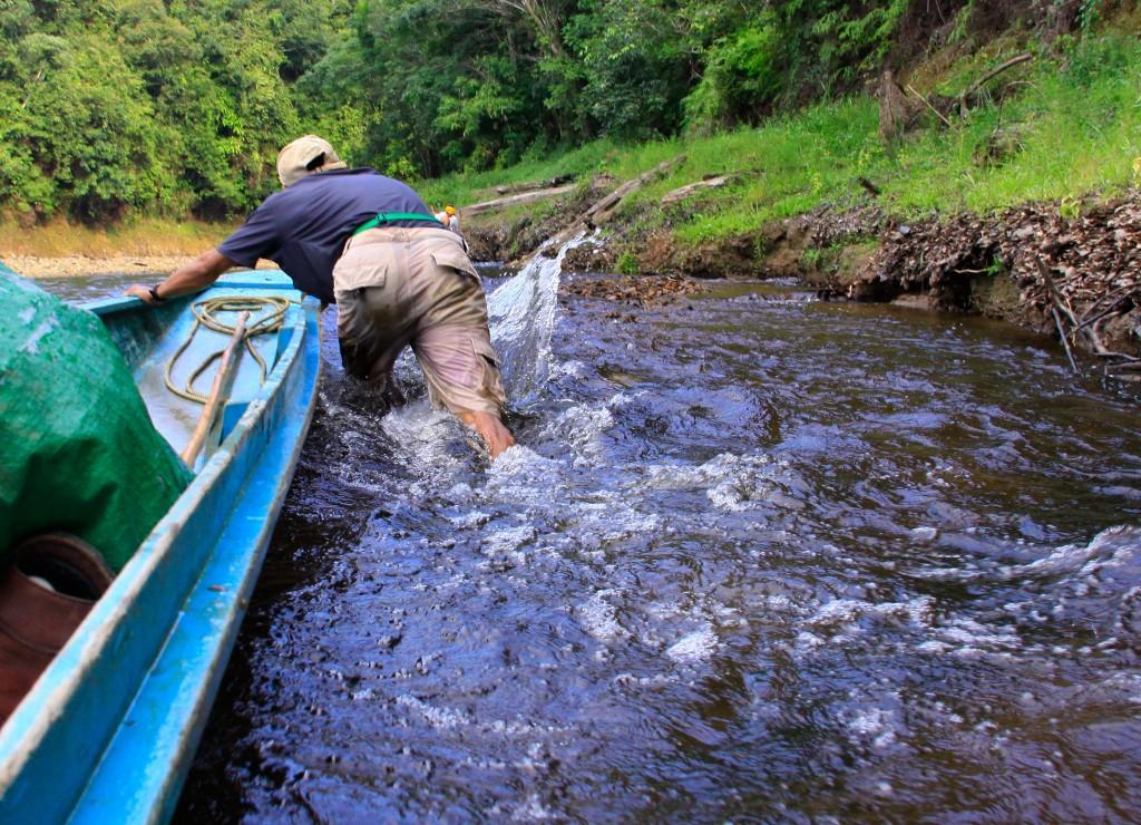 Flodtur med Ibanfolket (9)