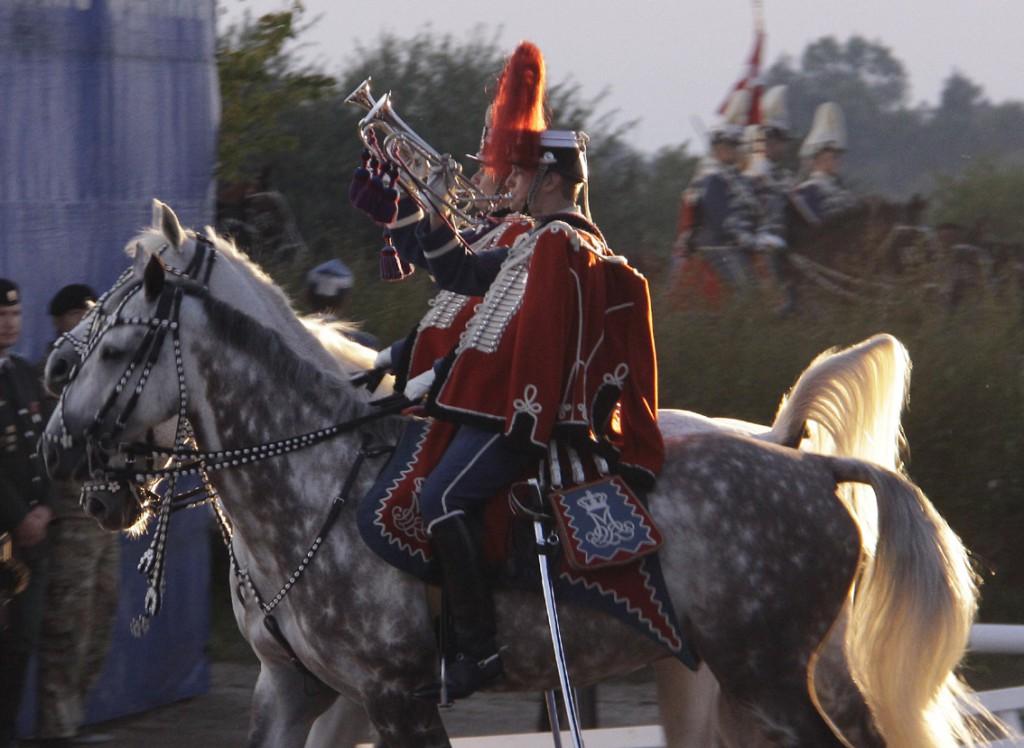 Gardehusar regimentets Hesteskadron (1)