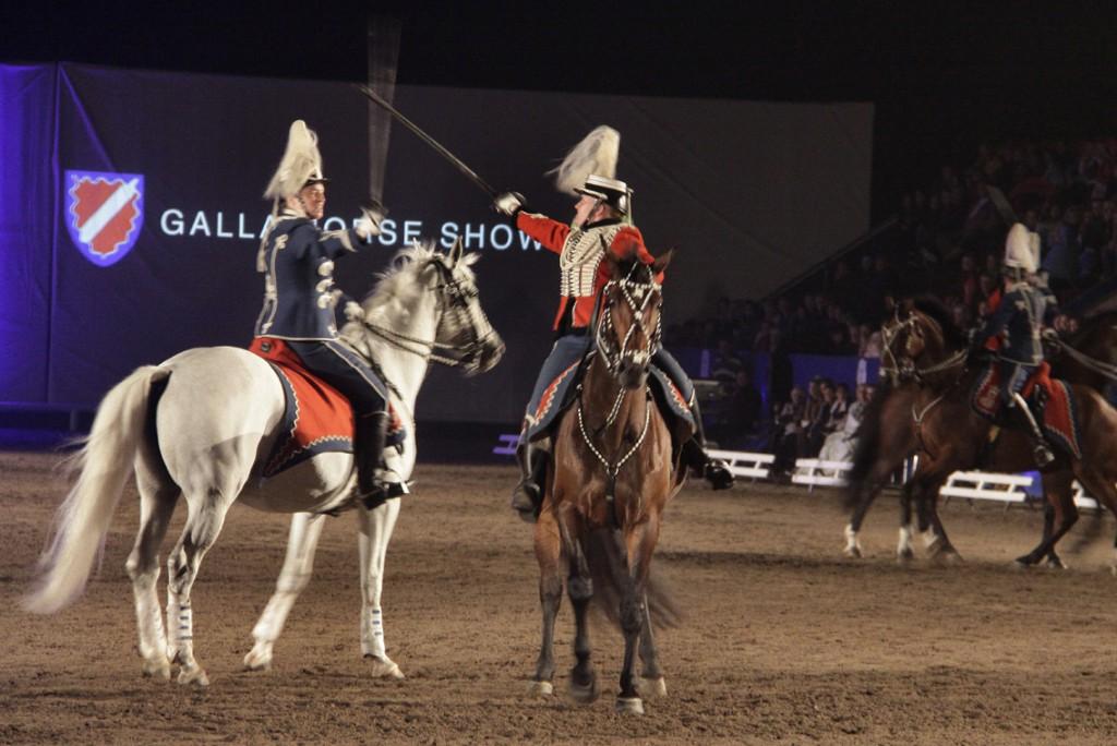 Gardehusar regimentets Hesteskadron (23)