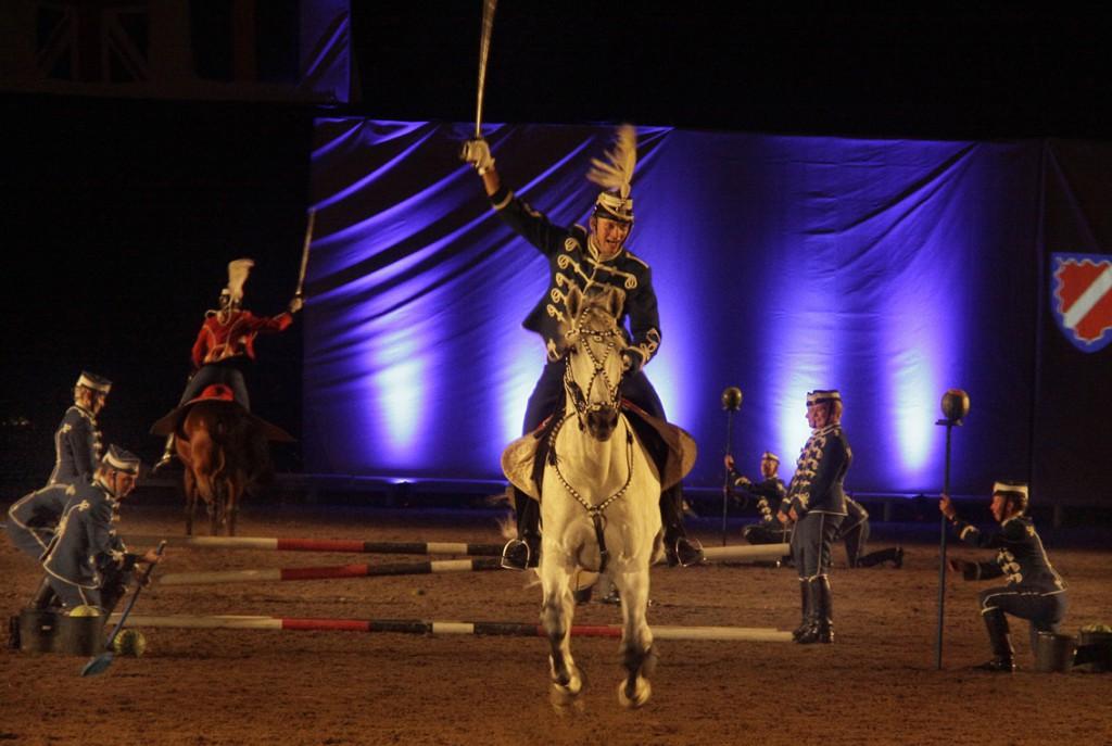 Gardehusar regimentets Hesteskadron (25)