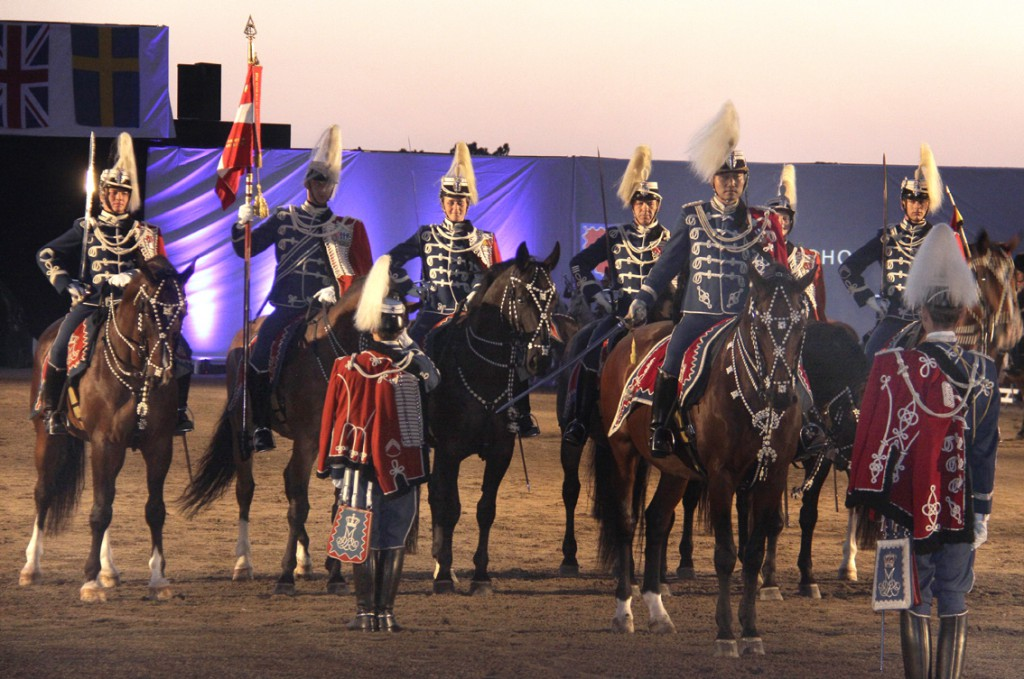 Gardehusar regimentets Hesteskadron (8)
