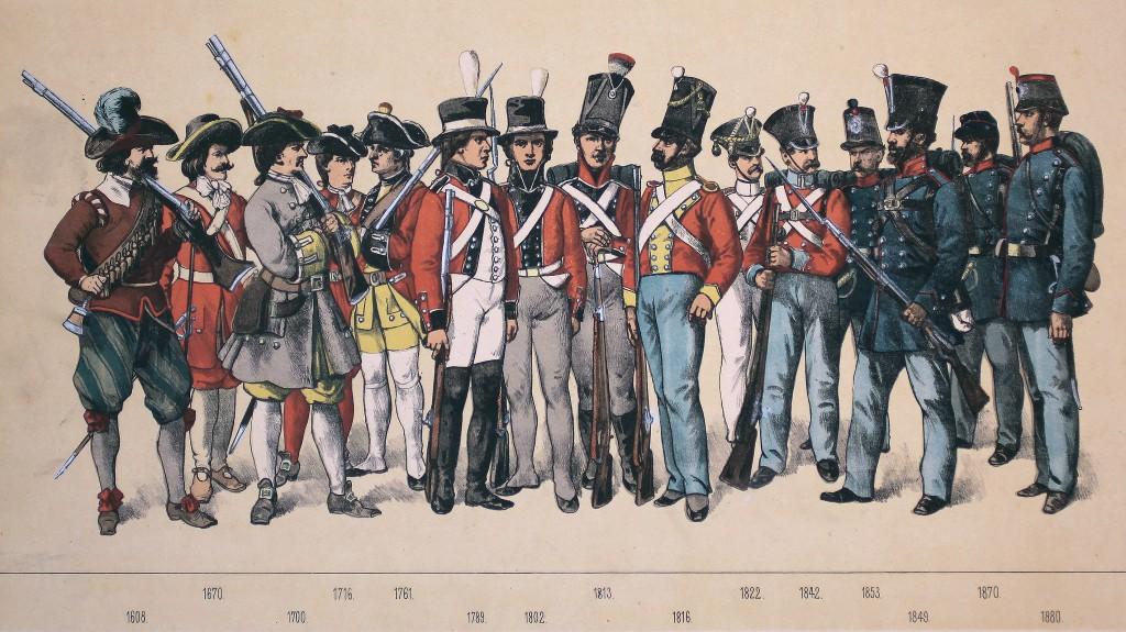 Infanteri (menige)