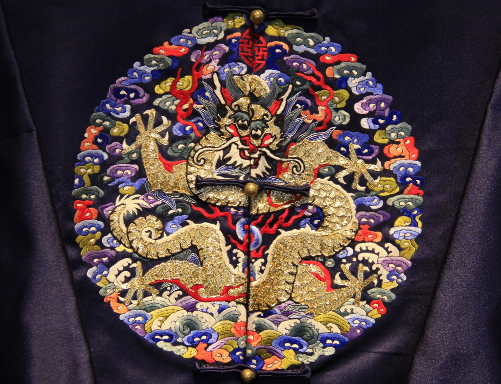 Kinesisk tøjdel