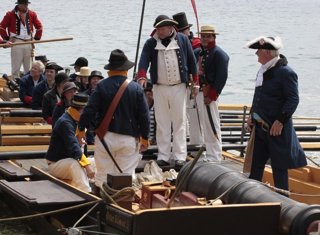 Norsk kanonbåd (2)