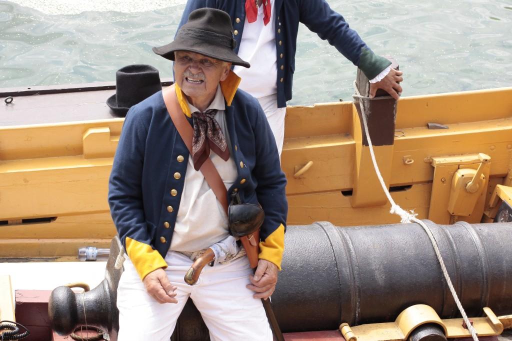 Norsk kanonbåd (3)