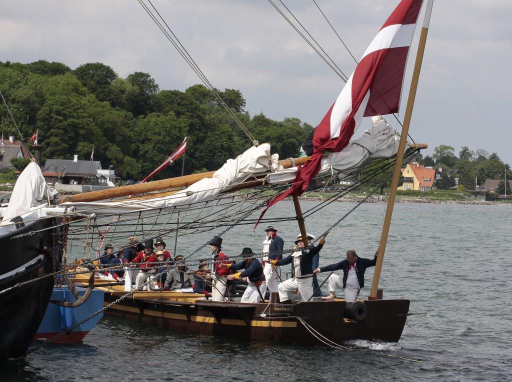 Norsk kanonbåd (6)