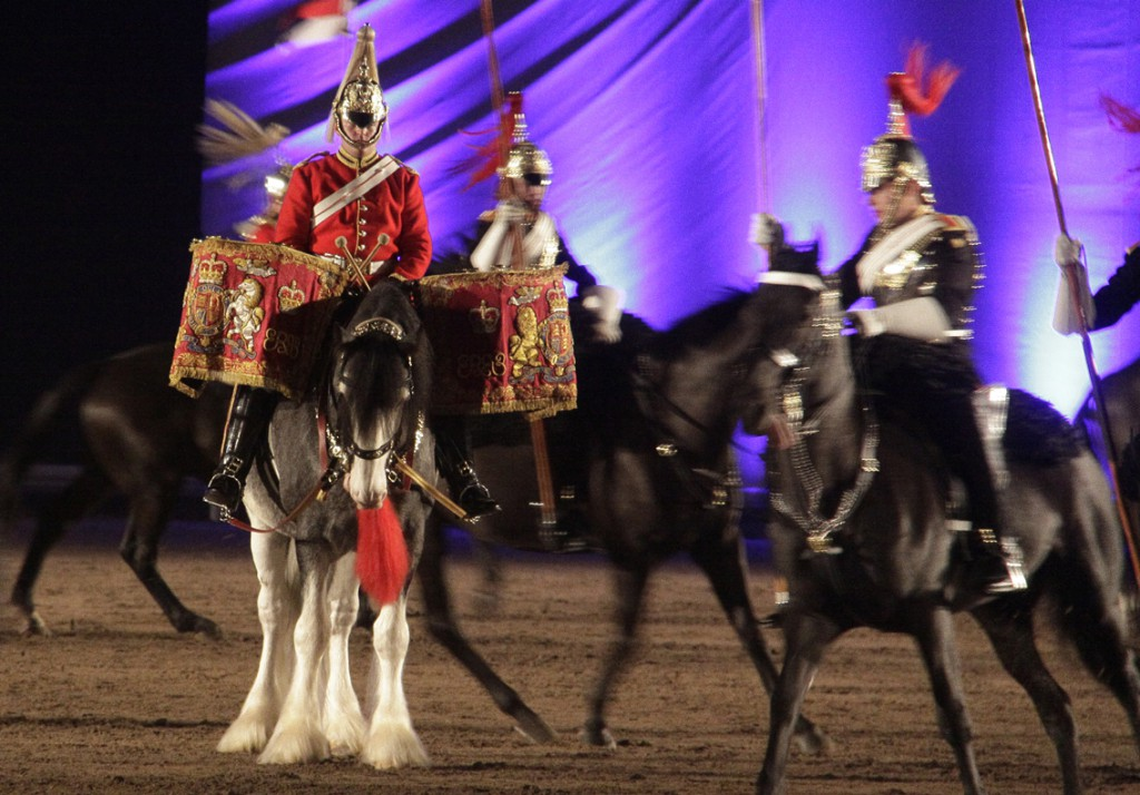 The Blues and Royals 2014.10