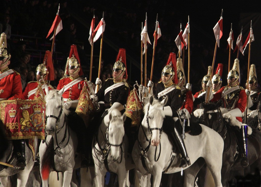 The Blues and Royals 2014.2