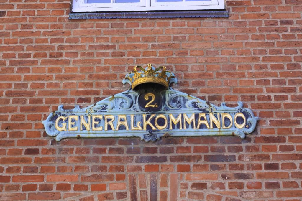 Viborg general- kommandoen1