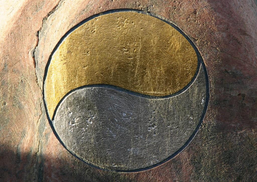 Yin Yang symbolet